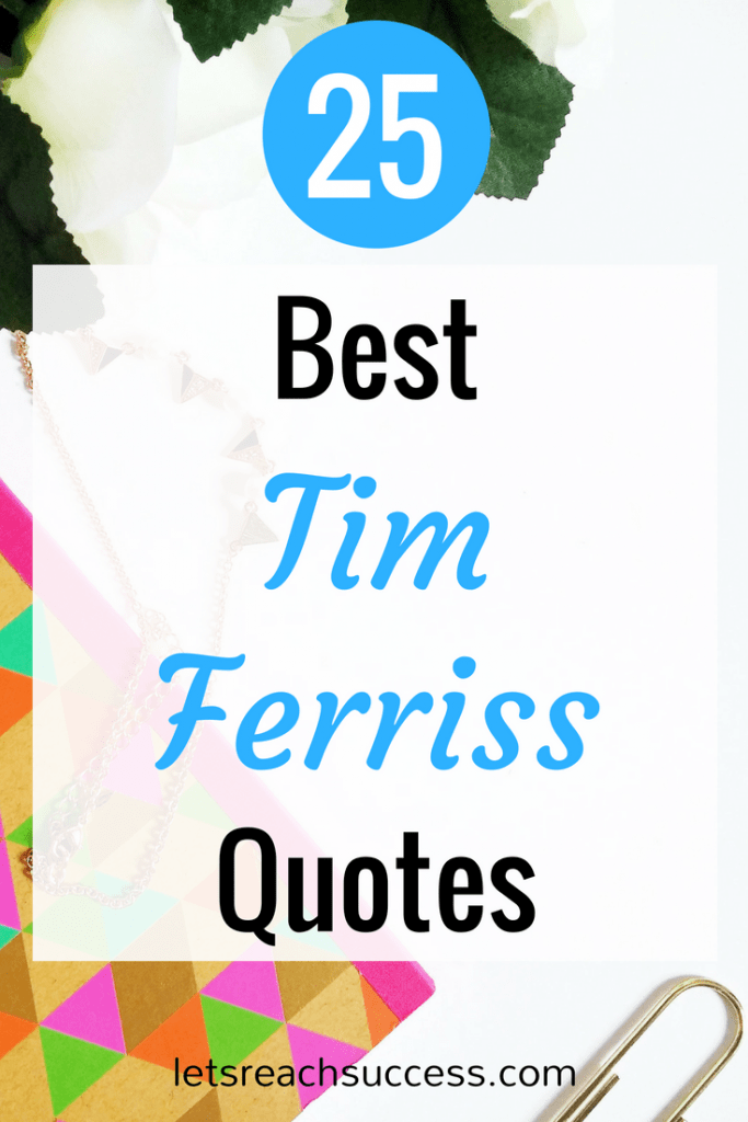 Tim Ferriss is the Godfather of lifestyle design and The 4-Hour Workweek is the bible. Read on to see what is still valuable from the book to this day, together with the most inspiring Tim Ferriss quotes on success in life. #timferriss #timferrissquotes #the4hourworkweek