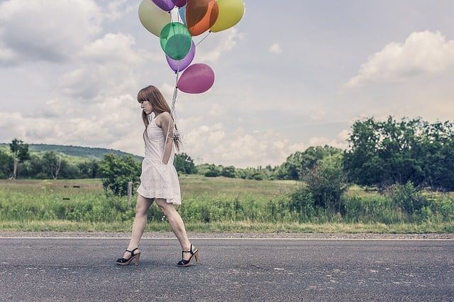 things to let go of to find freedom and be happy