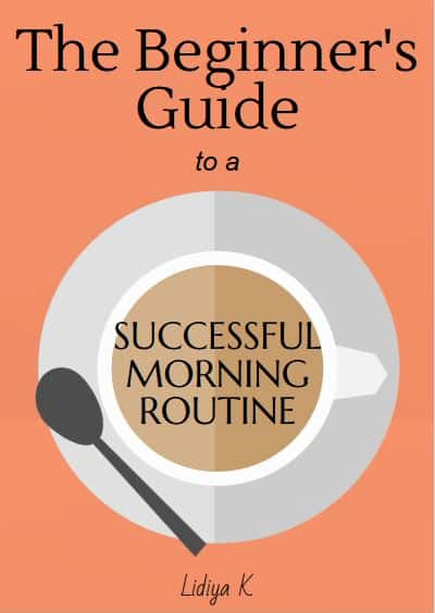 morning routines book