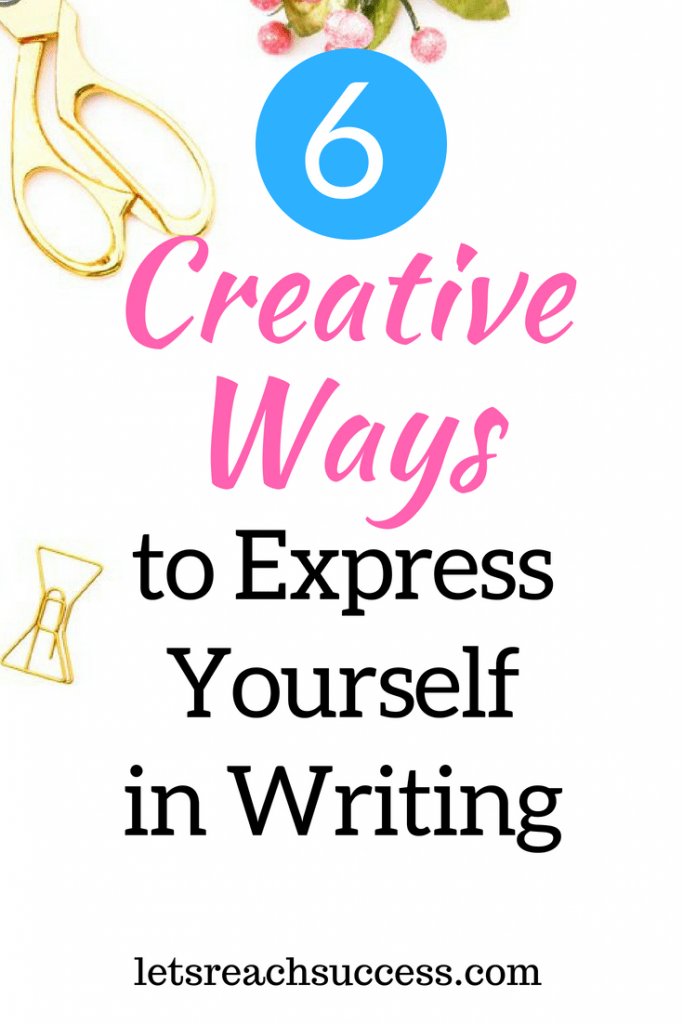 The written word has power. When you express yourself in writing well, you'll improve many areas of your life. Check out 6 ways to do it: #writing #writingtips