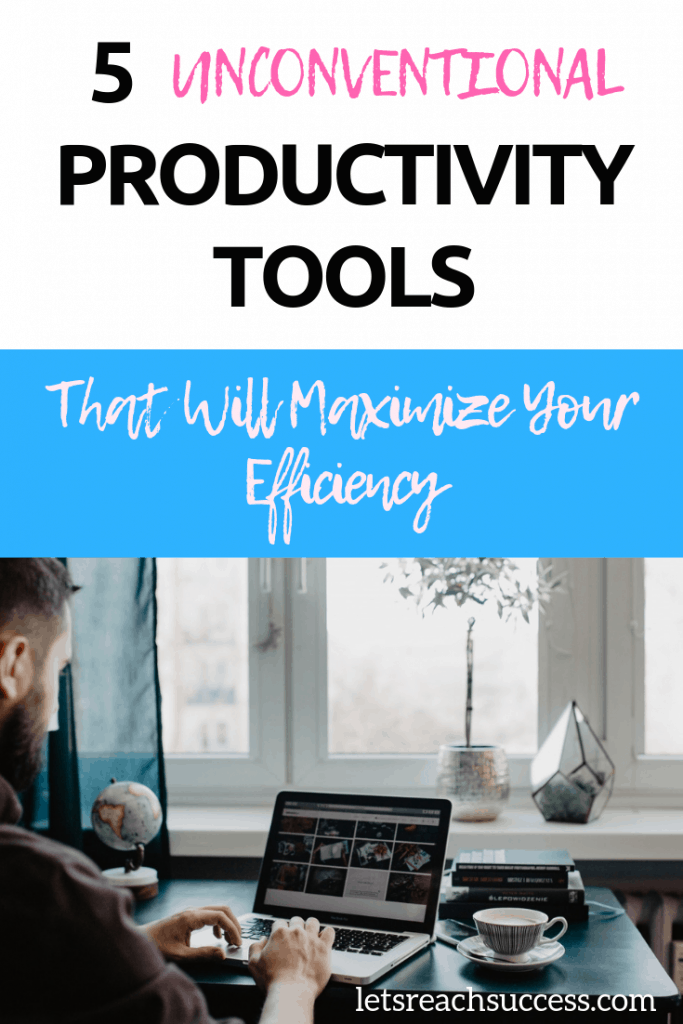 We often feel stuck, can't concentrate, are out of ideas and can't get any writing done. But here are some productivity tools that can help you out: #productivitytools #productive #getthingsdone #savetime