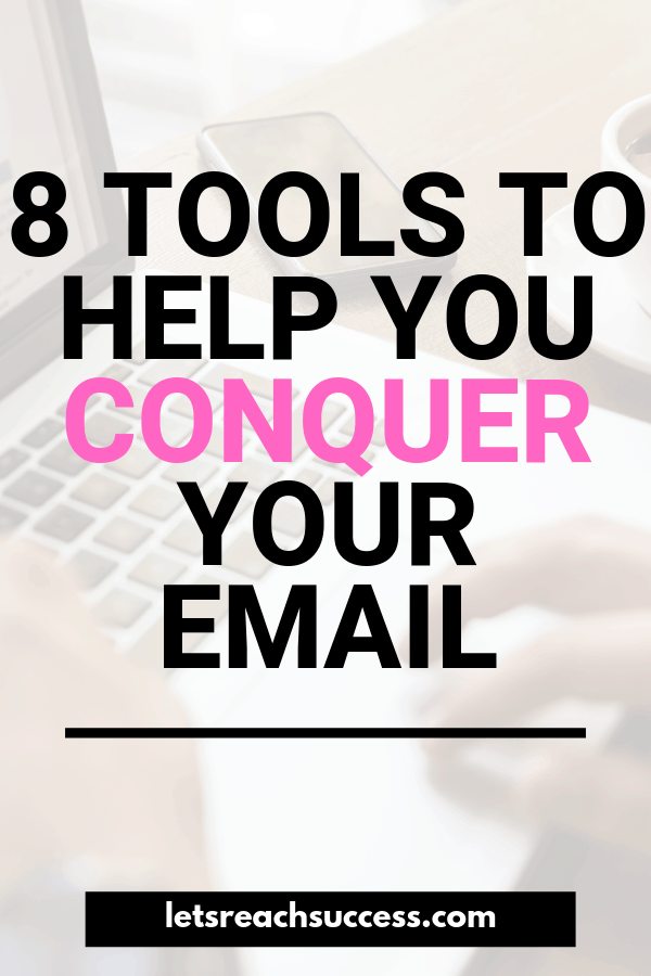 With the right tools, managing your inbox is not that hard at all. So here's a list of some incredible tools that can help manage your email better: #emailmanagement #productivitytools #productivitytips #gmailhacks #manageemail #stayorganizedatwork #workingfromhome