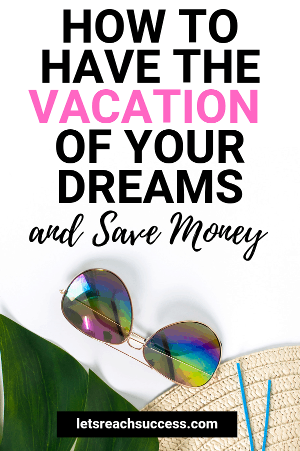 Your next big holiday doesn't need to cost you a fortune. In fact, you can travel on a budget and still have the time of your life. Here's how: #travelhacks #traveltips #moneysavingtips #travelonabudget #budgettravel #savemoney