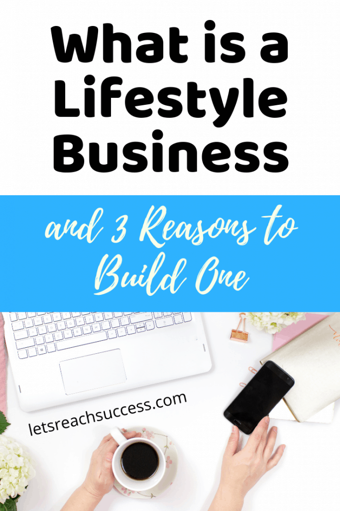 You can start a lifestyle business today and change the rest of your life. Here's what it means to be a lifestyle entrepreneur and why be one: #digitalnomad #lifestylebusiness #startabusiness #sidehustle #bosslife #traveltheworld