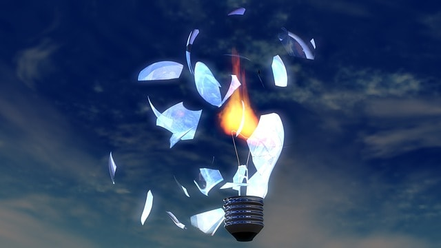 Success Comes after Many Failed Attempts. - thomas edison, light bulb