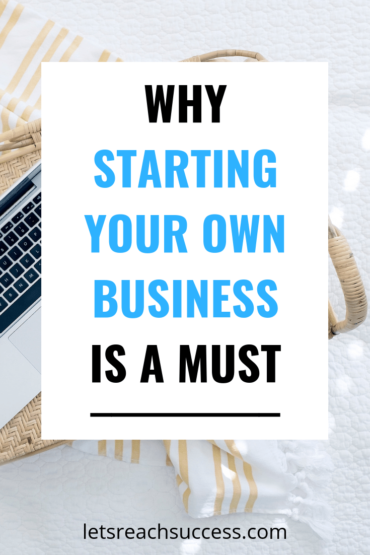 Starting your own business might be a challenge, but the benefits are unreal. Check out 5 awesome reasons to never have a job again: #startabusiness #businessowner #selfemployed