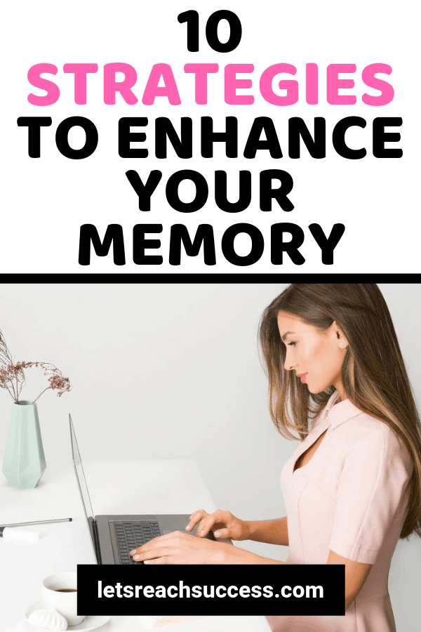 Your memory is a highly valuable asset, so don't forget to protect and develop it. These effective strategies can help you enhance it: #studytipscollege #memorytips #productivitytips