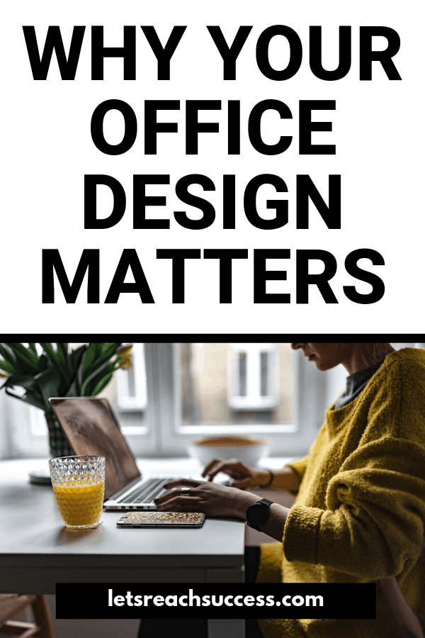 Your business will thrive with the correct interior design patterns done from a reliable interior office designers. Here's how: #officedecor #officedesign #deskorganization