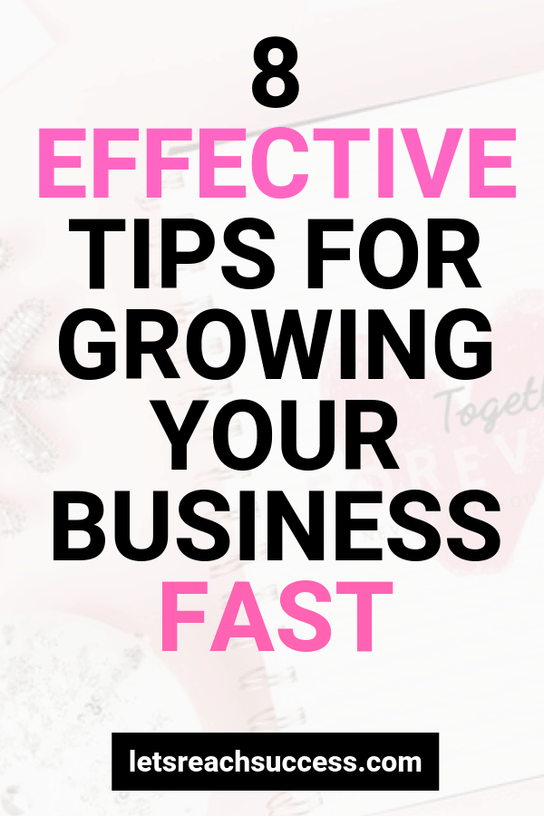 If you have a business that you want to start growing as quickly and effectively as possible, it is important that you know how to actually go about doing this. Here are the best tips I found: #businesstips #startabusiness #growyourbusiness #businessgrowth #makemoney