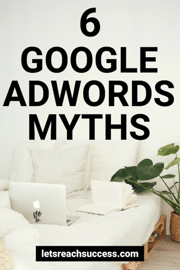 Google's very own AdWords has been enveloped in a plethora of myths that have turned a great many marketers from adopting an AdWords campaign. Here's what you shouldn't believe: #googleadwords #googleadwordstips #googleadwordsforbeginners #onlinebusinesstips #bloggingtips