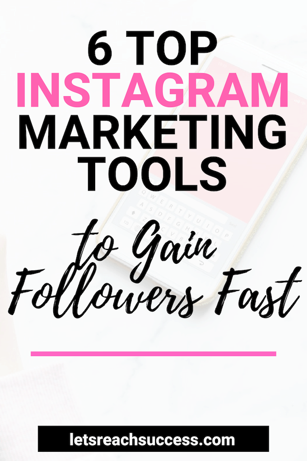 Check out these Instagram tools that will help you to not only gain followers fast, but also improve your marketing strategy. #instagrammarketing #instagrammarketingtools #instagrammarketingtips #instagramtools #socialmediatips