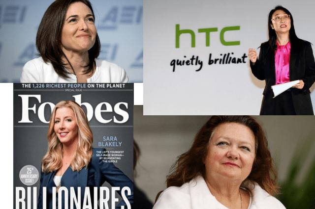 Follow These Top 7 Women Entrepreneurs This Year to Set Some Serious Goals