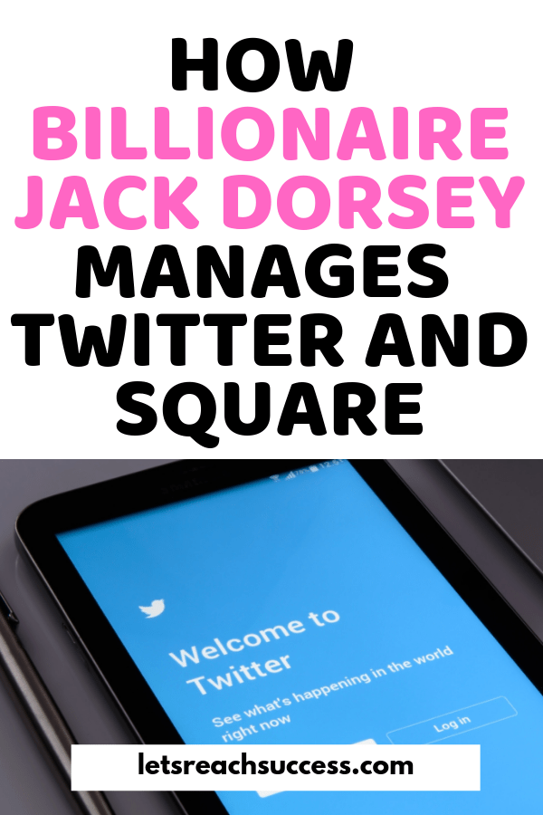 Jack Dorsey - CEO of Twitter and Square - is a billionaire who manages 2 big companies at the same time. He's known for his crazy work schedule and super productivity. Here's what he does differently to get things done on a daily basis:  #jackdorsey #billionaire #ceo #productivity #twitter