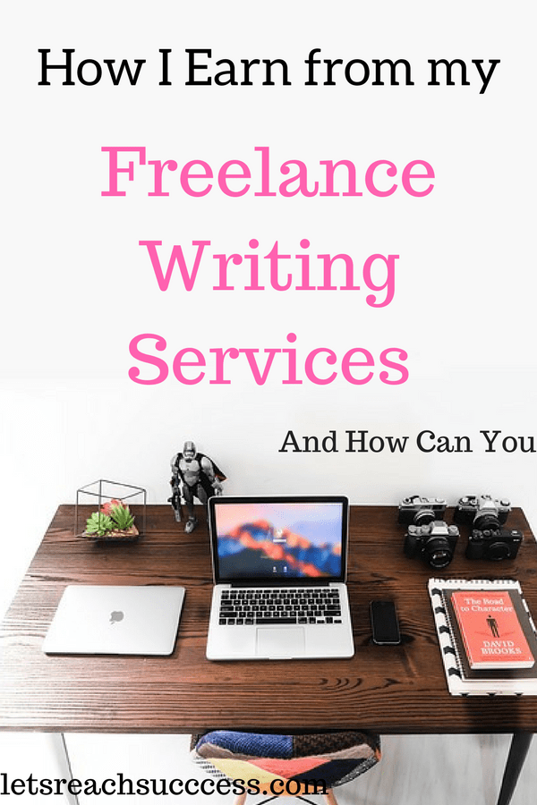 Let me share the things that helped me make money from my freelance writing services. Maybe they can help you raise your prices, get started as a freelancer, or write and publish your first post today.