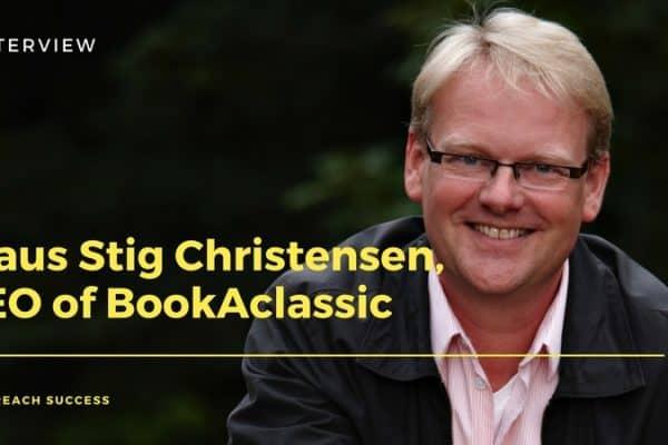 interview claus stig christensen ceo bookaclassic