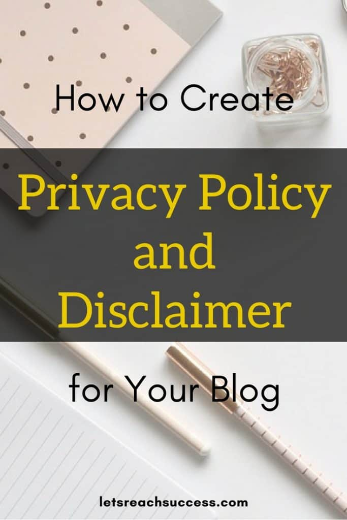 Do you have a Privacy Policy and Disclaimer pages on your website? If not, you might be breaking the law and hurting your reputation and business. Check out why these matter and how to create them today.