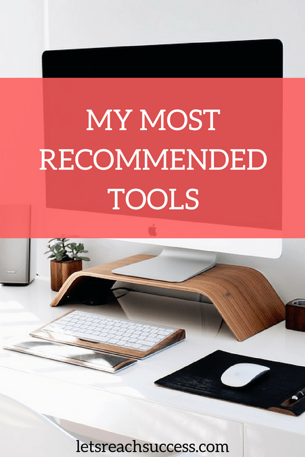 Check out my most recommended tools that have helped me grow and scale my online business as a freelancer over the years.