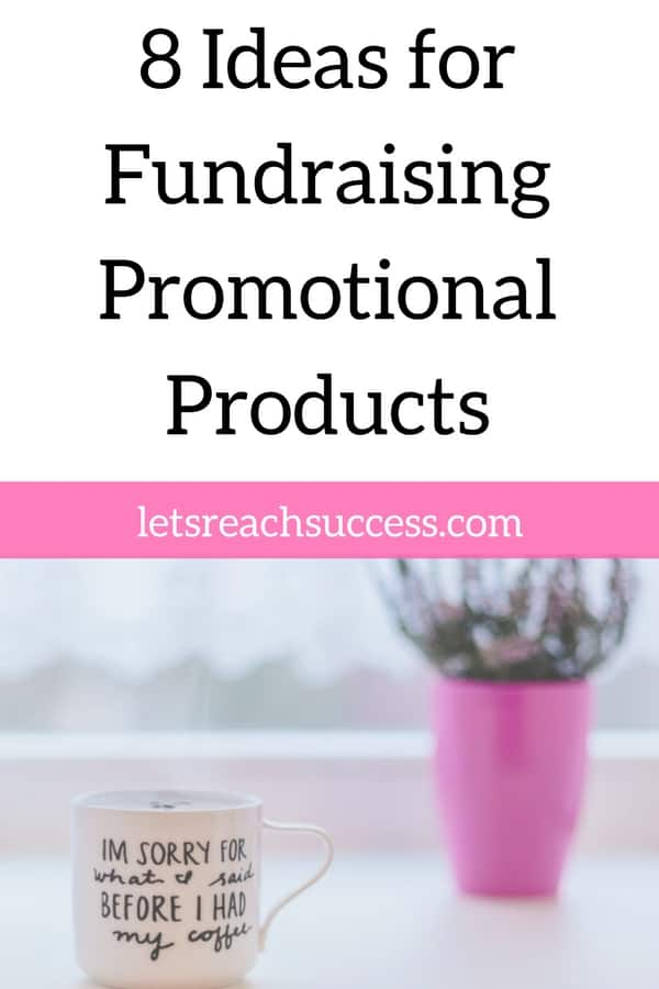 Fundraising promotional products are a great way to influence the public to contribute to your cause. Here are 8 ideas for such items to create brand awareness and help your next charity event and business growth: