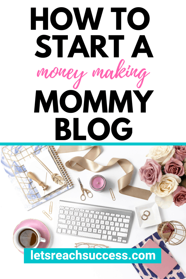 Want to learn how to start a mommy blog and be able to make a full-time income online as a mom blogger? Any newbie mommy can do that and this guide will show you the exact steps. #startamomblog #howtostartamomblog #startamommyblog #bloggingforbeginners #momblogging #stayathomemom #mommyblogideas