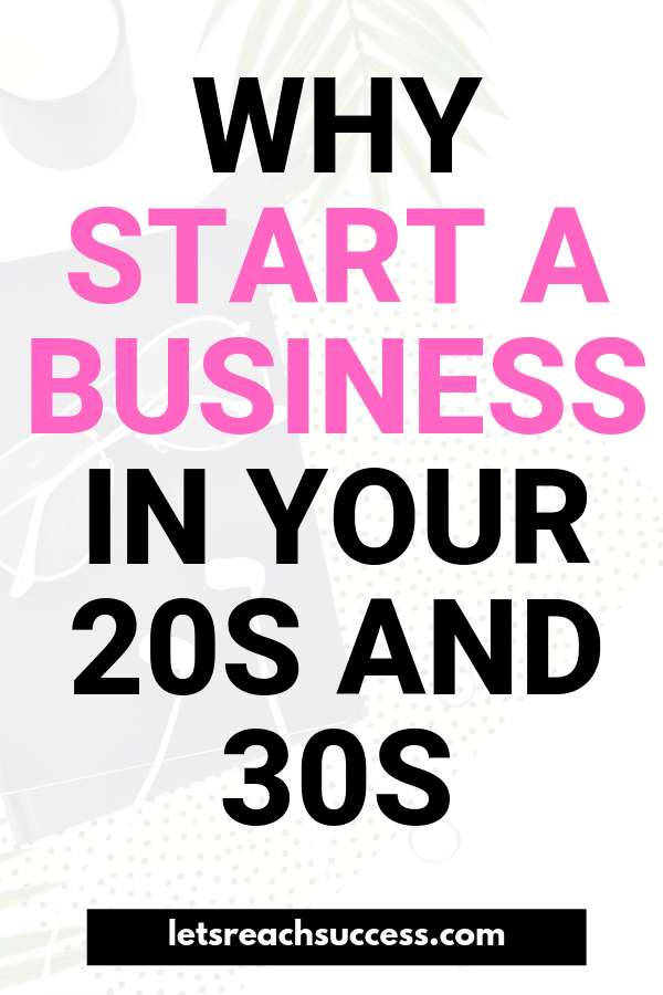 There are many reasons why the age between 20 and 40 is the golden age for launching a business. Here are some:  #startabusiness #bossbabe #girlboss #thingstodoinyour20s #businessmotivation