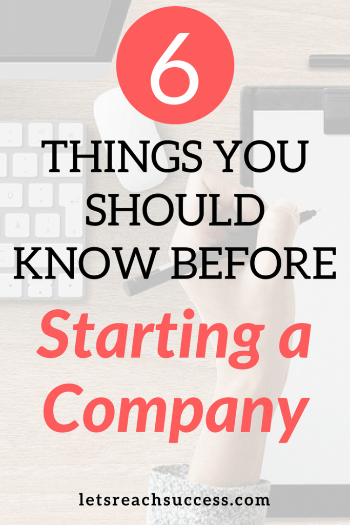 If you're contemplating starting a company and fulfilling your dreams, you need to be as prepared as possible. Before you hit the ground running, you have a lot of crucial considerations to make about what you want to achieve with your company and how you intended to achieve it. Here are some tips:
