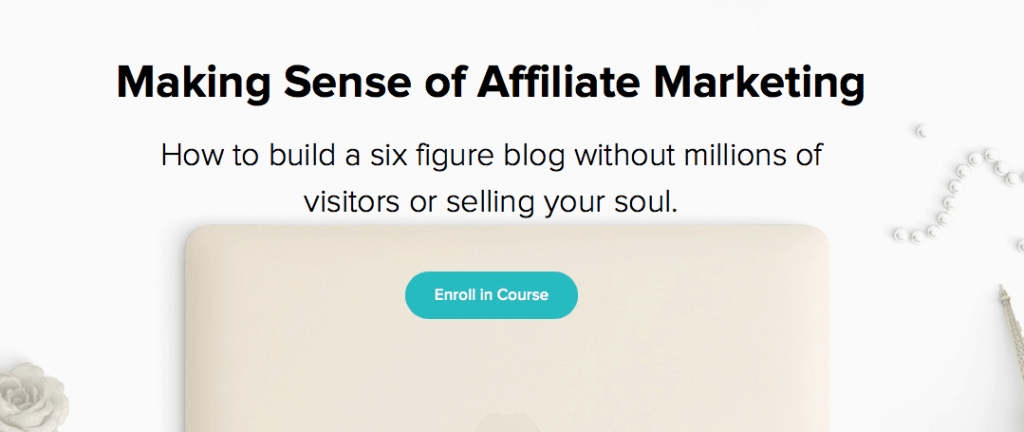 making sense of affiliate marketing course