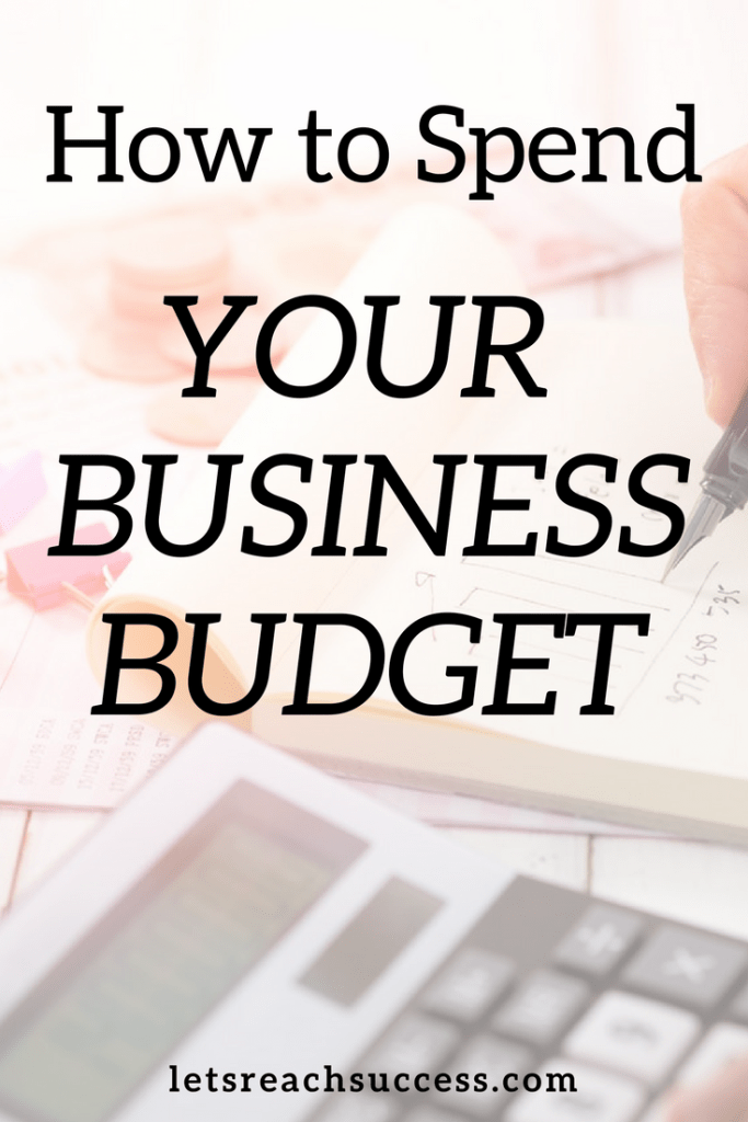 Figuring out how to spend your business budget of $10,000 is often harder than actually finding the capital to start a business. One wrong investment could signal the end of the road for the company. To help you out, here are the best places to splash the cash. #budgeting