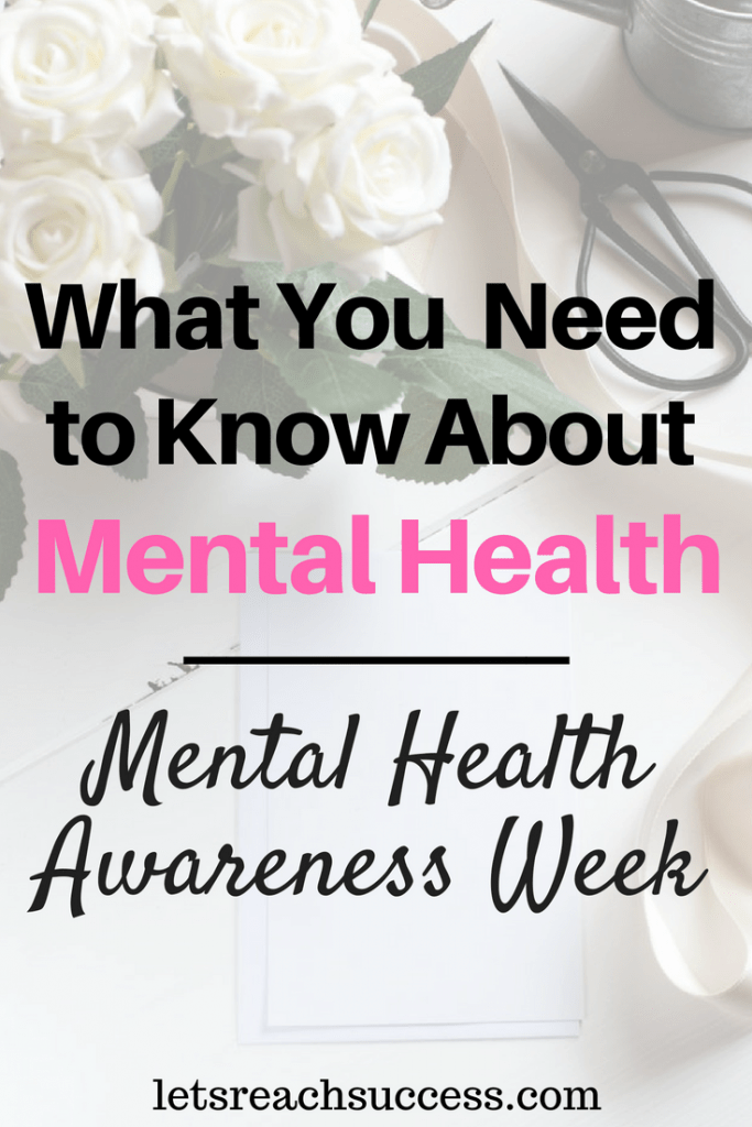 When not taken into consideration, a mental health issue might lead to a serious condition that prevents a person from living their day to day life. Stress is a key factor in all this and it's the main theme of this year's Mental Health Awareness Week. Here are some things to know about mental health: