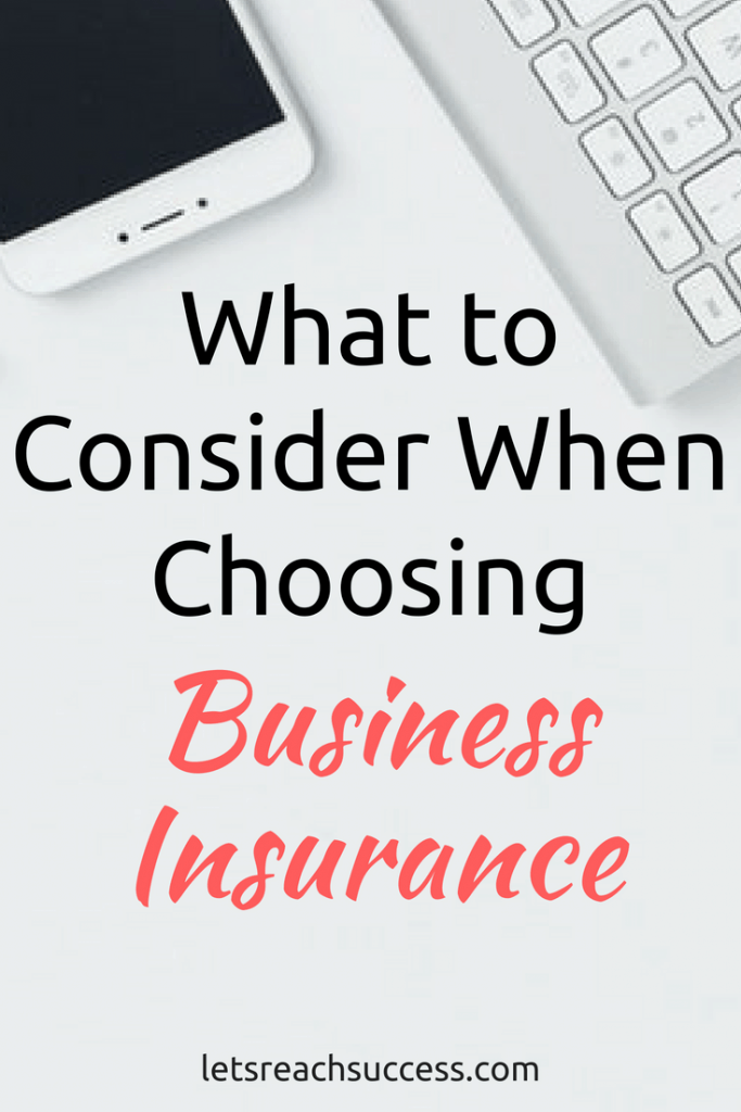 As a business owner, you have a lot on your plate. You need to prioritize your tasks. It's important to realize that business insurance is very important and needs your immediate attention. Learn more about what you need to consider before choosing business insurance.