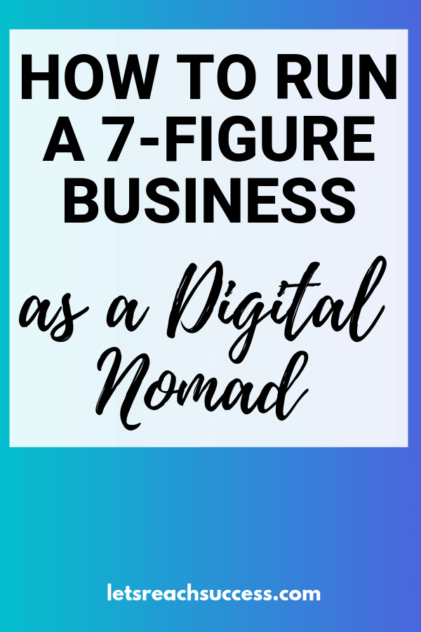 Learn how one guy became a digital nomad and traveled to 40 countries while starting and growing online businesses: #digitalnomad #traveltheworld #getpaidtotravel #makemoneyonline #sidehustleideas