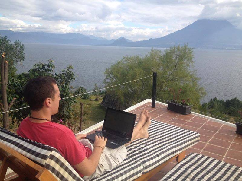Traveling 40 Countries in 4 Years and Running 7-Figure Businesses: The Laptop Lifestyle of Yuli Azarch