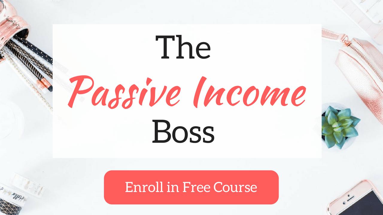 corso per capo reddito passivo