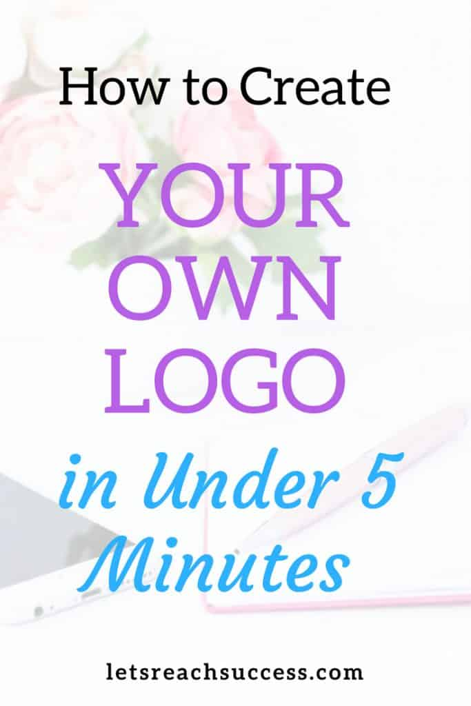 Are you thinking of working on a new business idea? Do you want to take your existing online business to the next level? Your online business needs a stunning logo and that can easily happen in under 5 minutes. Here's how:
