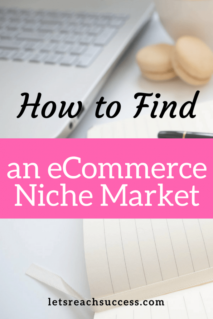 if you want to sell anything online these days, it's best to find a niche market first. Here are some tips for your eCommerce business: #ecommerce #onlinestore #businessideas #sidehustle