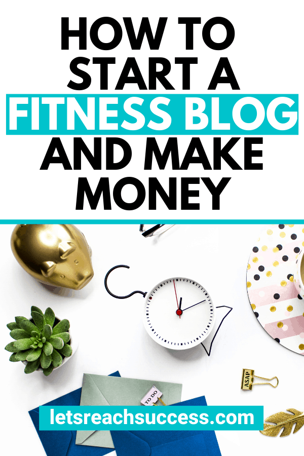 If you plan to launch a site in the fitness niche, you first need to learn how to start a fitness blog and make money. Here are some tips: #startafitnessblog #howtostartafitnessblog #healthandfitnessblogging #fitnessblogger #bloggingtips #makemoneyblogging