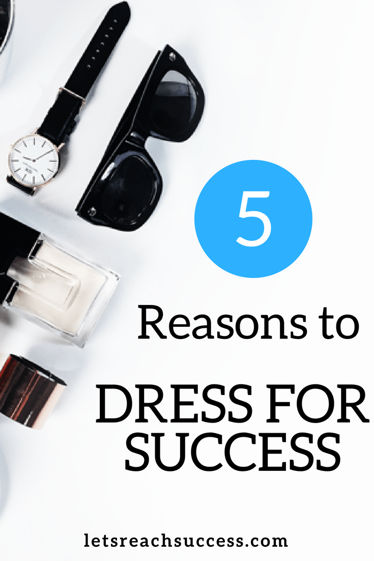 If you want to gain recognition within your profession, isn't it time you thought about what it means to dress for success? #dressforsuccess #careertips #confidence