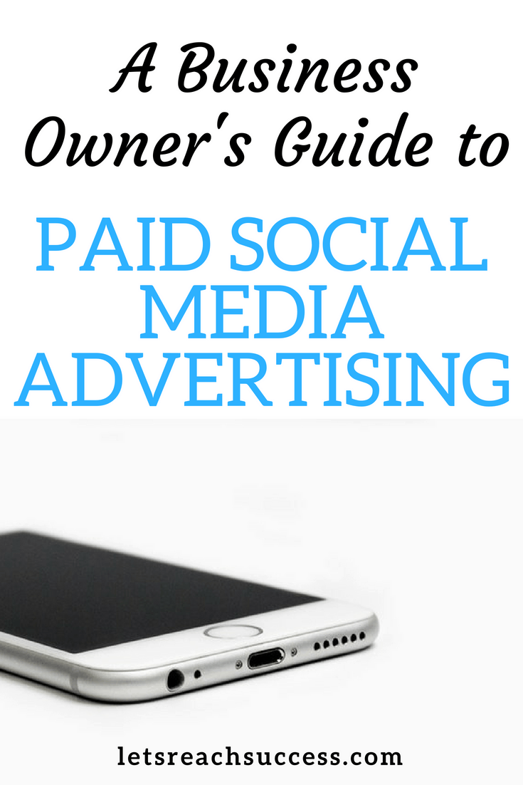Paid social media advertising takes time and effort to perfect. So it's important to monitor your campaigns and be open to change. Here are some tips: #socialmedia #socialmediaads #paidsocialmedia