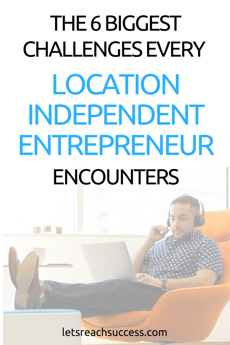The biggest challenges we have all experienced hit those of us that are location independent a bit harder. Here are some of them: #locationindependent #digitalnomad #entrepreneur #workandtravel