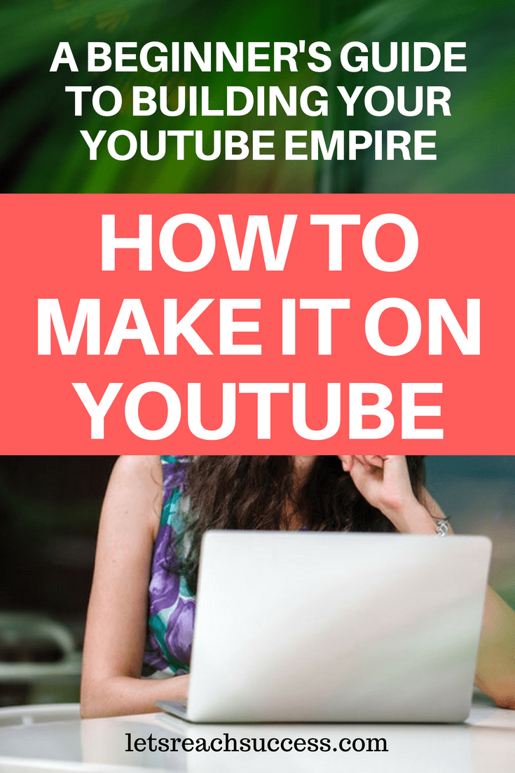 So many YouTubers start a channel as a hobby and make a ton of money. If you want the same, here's how to make it on YouTube: #youtube #youtubetips #makemoneyonline