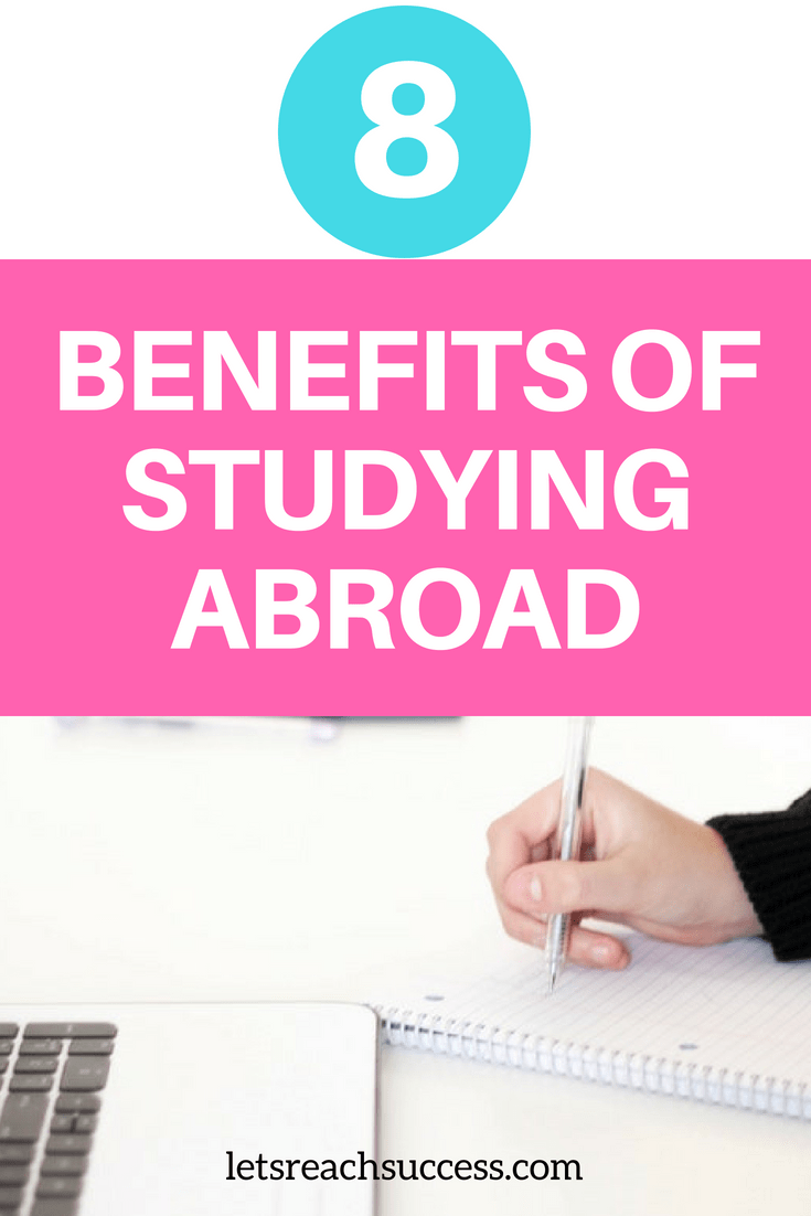 Many people are wondering whether they should study abroad. One of the best ways is to check out the benefits of studying abroad and decide: #studyabroad #traveltheworld #education #studyingabroad