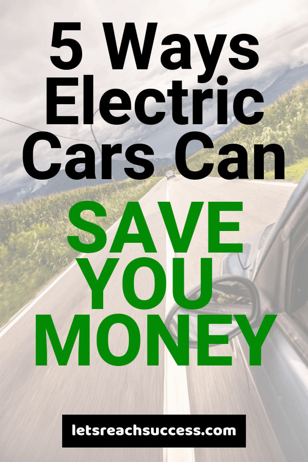 These are five wonderful ways you can save big money by buying an EV. Here's exactly how owning and driving an electric car leads to saving: #savemoney #savemoneytips #moneysavingtips #moneysavingideas #electriccars