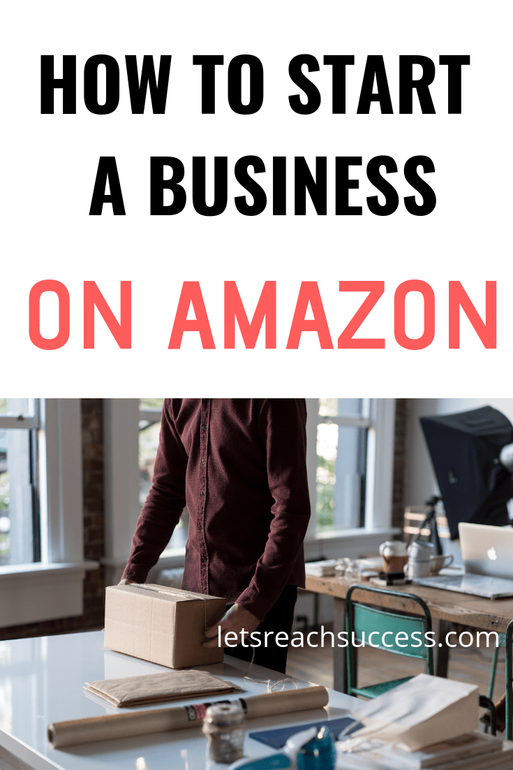 Starting an Amazon business is not as hard as most people think. Here are some tips to become a successful Amazon seller in no time: #amazonbusiness #makemoneyonamazon #sidehustleideas