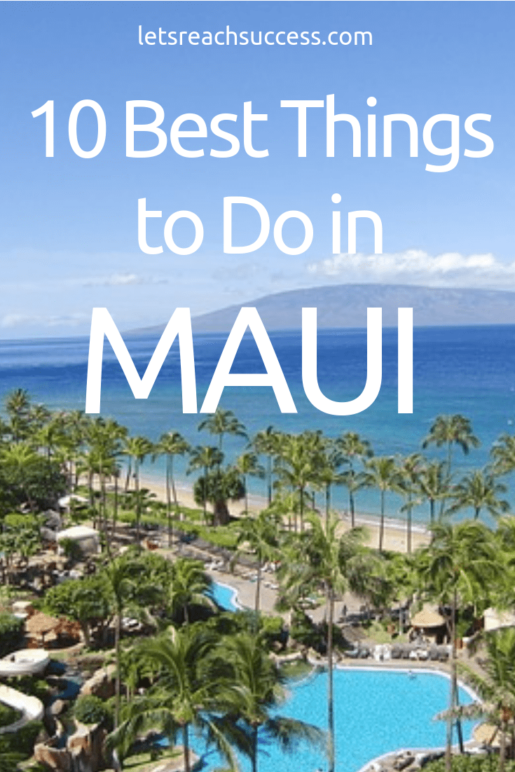 Maui is a very appealing destination for a vacation for visitors of all age groups. Here are some of its extraordinary views and activities. #maui #travel #worldtraveler #tropicalislands #hawaii