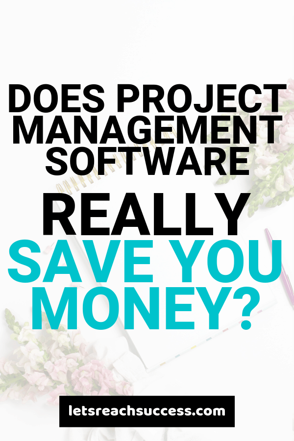 Like any other thing in the world, project management software also has its advantages and disadvantages. Here's how it can save you money: #projectmanagement #projectmanagementsoftware #savemoney #moneysavingtips #moneysavingideas