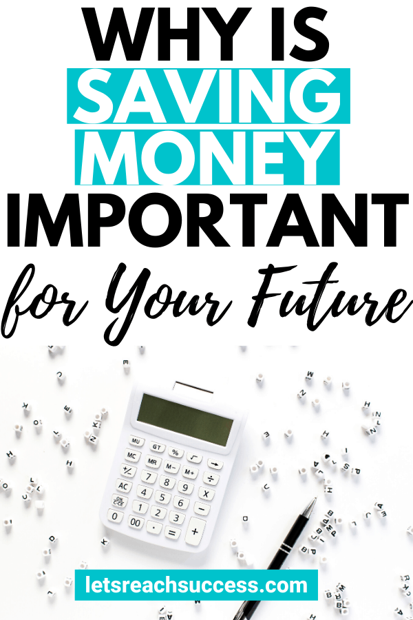 Wondering if saving money for your future is worth it? Learn more about the importance of saving here and the exact benefits your savings provide: #savingmoney #whysavingmoney #whysavemoney #moneytips #financialplanning #financialfreedom #importanceofsavingmoney