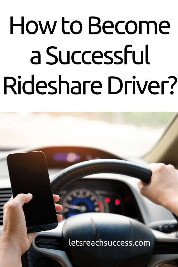 When you sign up to become a rideshare driver, you are actually forming your own business. Here's how to do that right and start making money driving for Uber or Lyft: #ridesharedriver #ridesharing #uber #lyft #uberdriver