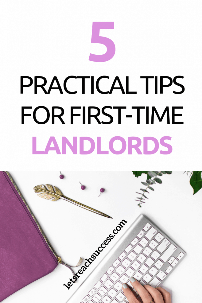 Are you a first-time landlord? If so, consider these tips before handing over the keys to your first tenant to protect your investment. #realestatetips #landlord #rentyourhome #tenants