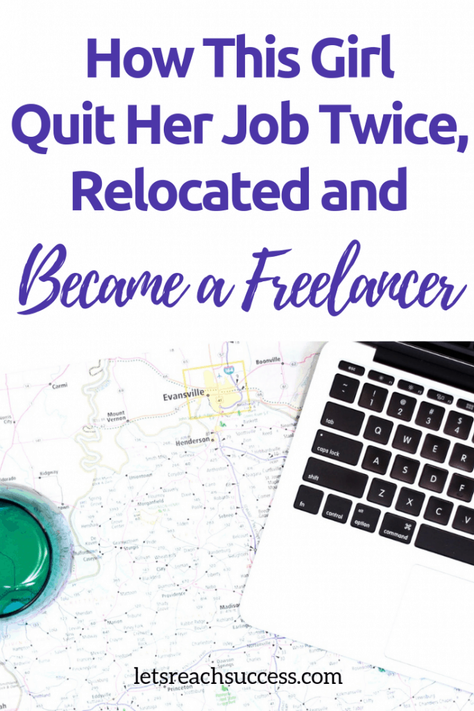 Check out the story of Marina from The Zen Freelancer, who pursued freedom, traveled, quit her job twice, and became self-employed. #interview #freelancer #freelancetips #careerchange #interview #inspiration