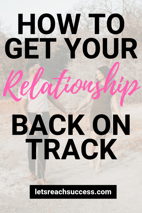 You can always learn how to get your relationship back on track after a rough patch. Here are some tips to help you overcome anything: #relationshipadvice #relationshipgoals #howtosaveyourrelationship #loveadvice #relationshiptips