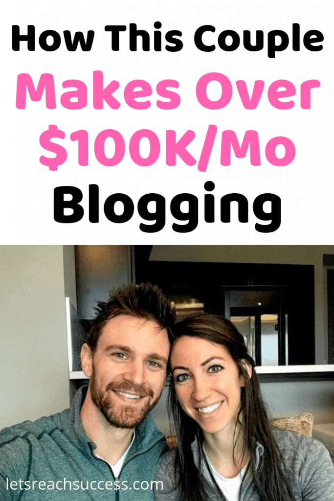 Check out the story of Alex Nerney from Create and Go, who built a blogging business making over $100K/month and became a six-figure blogger: #sixfigureblogger #startablog #bloggingtips #makemoneyblogging